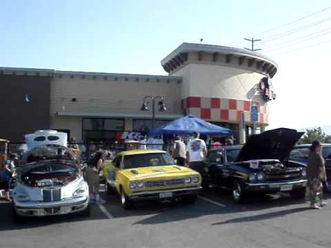 Bobs Big Boy Norco Car Show