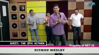 THE OPM HITMEN NET25 LETTERS AND MUSIC Guesting Part 3