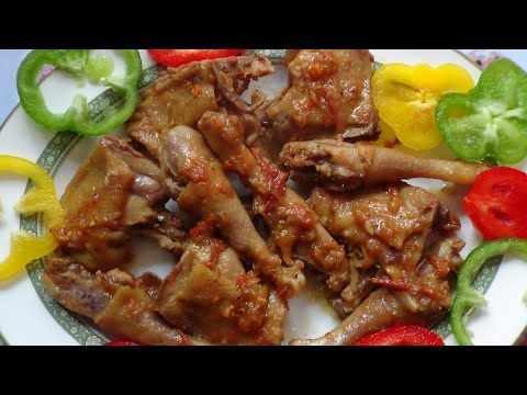 How To Make Nigerian Spicy Chicken Janet Ubeji Busy Mums