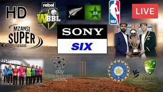 #FIFA | #FifaWorldCup18  LIVE |Sony Six Live | Sony Six HD Live - Sony Liv | Sony Ten HD