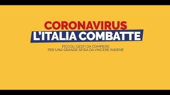 Coronavirus, l'Italia combatte