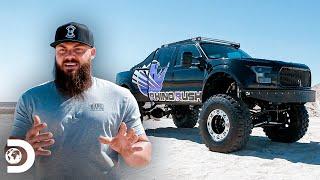 Personalización de camioneta F250 Estilo Raptor | Diesel Dave | Latinoamérica