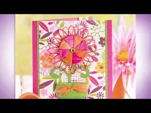 Sping 2015 Highlight Video From CardMaker Magazine