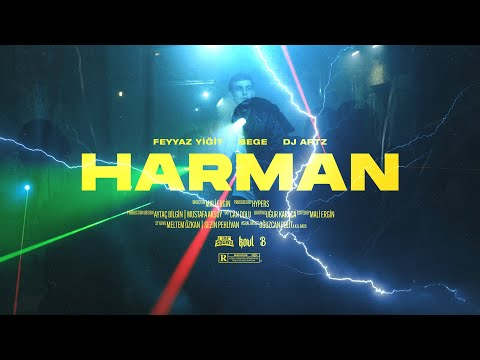 BEGE - HARMAN   Prod. By DJ Artz