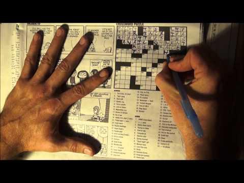 Insomniac freestyle crossword rap