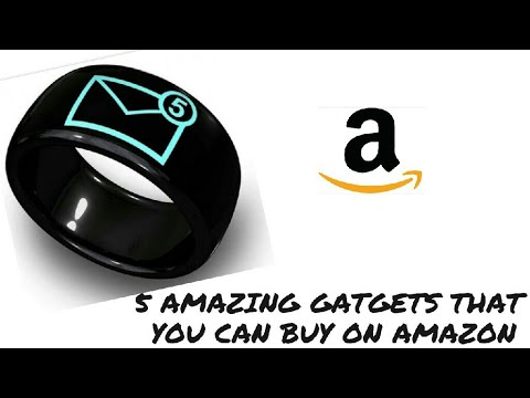 5 Amazing gadgets can buy on amazon  Future Technology