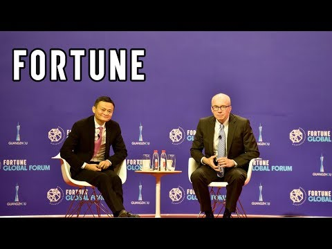 Alibaba's Jack Ma on the Company's New Frontiers I Fortune