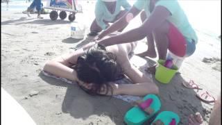 BEACH MASSAGE in Cartagena de Indias