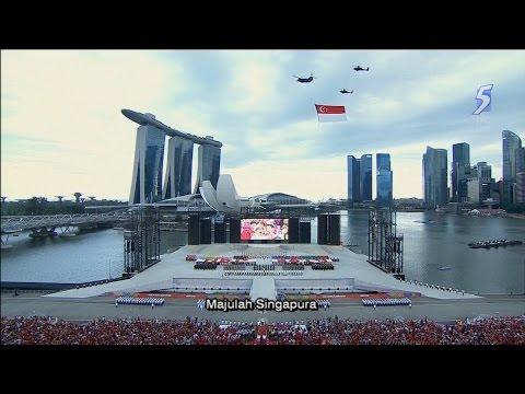 NDP 2014 [HD5] Singapore 49th Anniversary Celebration