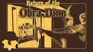Return of the Obra Dinn | Murder Mystery In Reverse | Ep#1: Starting At The End