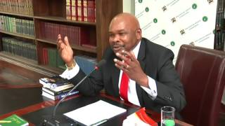 Prof Makau Mutua Interview by Judicial Service Commission Part 3
