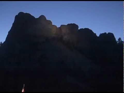 Mt Rushmore Lighting Ceremony & Mt Rushmore Lighting Ceremony - YouTube azcodes.com