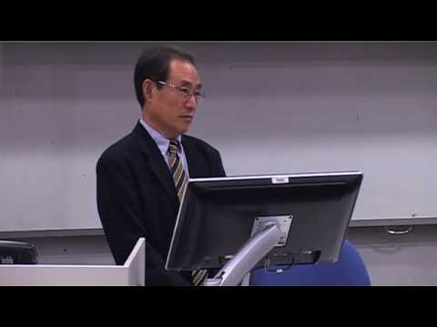 Social mobility in the globalised South Korea - Professor Hagen Koo. ANU, March 2010