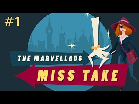 Анонс игры Marvellous Miss Take для мобильных устройств
