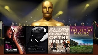 2014 Oscar Best Documentary Shortlist