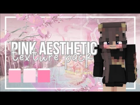 5 Aesthetic Pink Minecraft Texture Packs Youtube