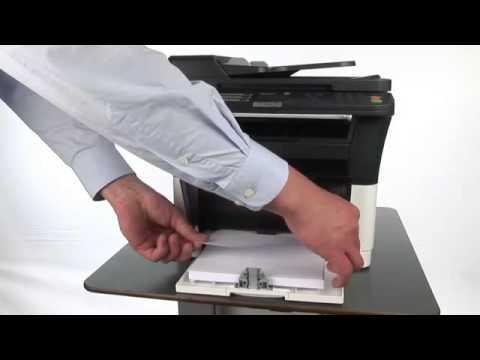 KYOCERA Akademi FS-1020MFP/FS-1025MFP/FS-1120MFP/FS-1125MFP Kağıt Sıkışması