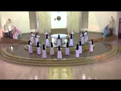 Đaminh Rosa Lima Giã hoa 2014-Nén hương con dâng- Sr. Clara Chu Linh,OP