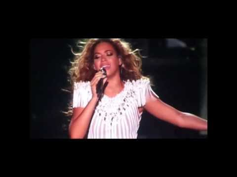 Beycé gets emotial during Flaws and all Mrs Carter World Tour  Antwerp, Belgium  15052013