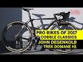 Pro Bikes of 2017: John Degenkolb's custom Trek Domane H1 | Cycling Weekly