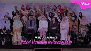YUK YUK YUK INTIP Keseruan Kesan dan Pesan Para Peserta dan Juri  Puteri Muslimah 2019