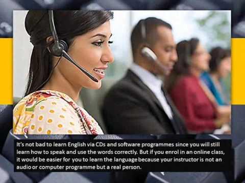 The Benefits Spoken English Course Online