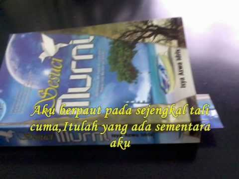 Ning Baizura - Dugaanku. (Promo novel Sesuci Murni).