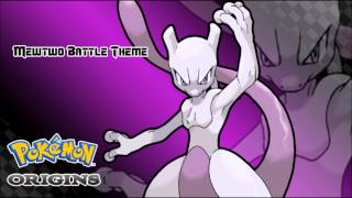 Repeat youtube video Pokémon The Origins - Mewtwo Battle Theme (HD)