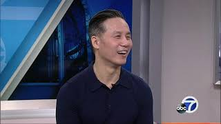 Actor BD Wong takes you on a basketball journey to Beijing