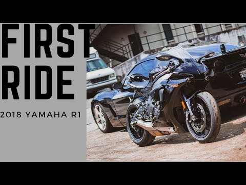 download First Ride 2018 Yamaha R1