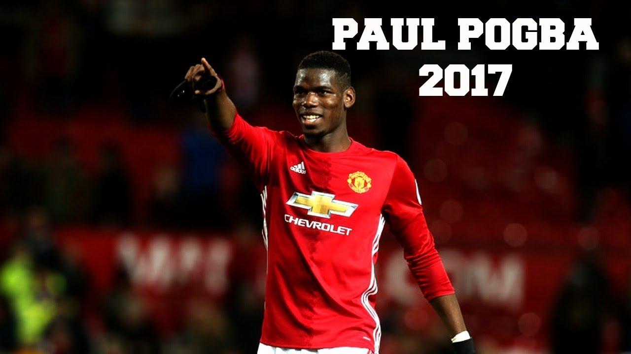 Paul Pogba Skills And Goals 2017  Freestyleskills32 Youtube