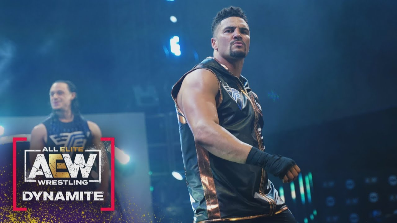 How Did Anthony Ogogo of The Factory Make Out in His First Dynamite Match? | AEW Dynamite, 4/14/21