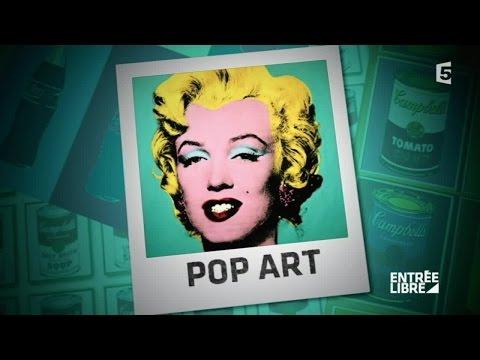 Andy Warhol: Le roi du Pop Art - Entrée libre