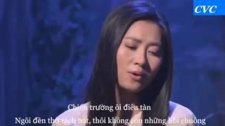 Chuyện giàn thiên lý 2 (lyric) - Huỳnh Phi Tiển, Hoàng Thục Linh