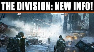 The Division New Gameplay Details: Animals! Looting The Open World In Free Roam & Zombies?