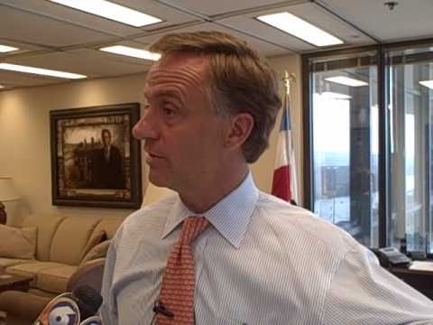 Bill Haslam talks about his campaign for governor