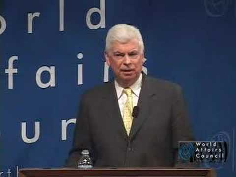 Senator Christopher Dodd on Meet the 2008 Presidential Candidates In Brief