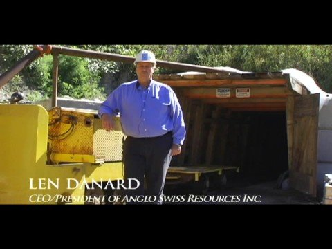 Anglo Swiss: The Kenville Mine Property Film, Part II