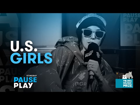 U.S. Girls  Interview – Polaris  Music Prize 2016 | Stingray PausePlay