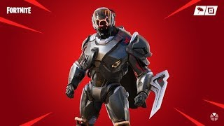 Fortnite a meteoric rise challenges. The scientist - secret battle pass skin