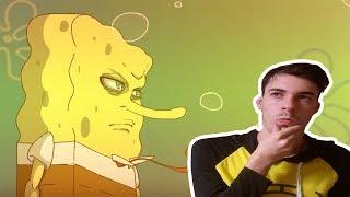Si Bob Esponja fuera Anime OPENING 1   The SpongeBob SquarePants Anime   Reacción  