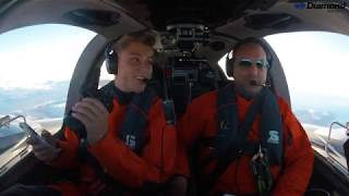 Crossing the Pond in a Diamond Aircraft DA62 - Episode 4