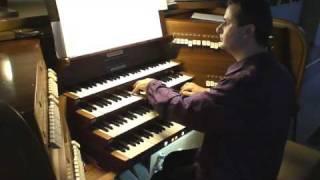 """Marco Lo Muscio Plays: Michel Colombier: """"Emmanuel"""" - Moscow Cathedral - 2007"""