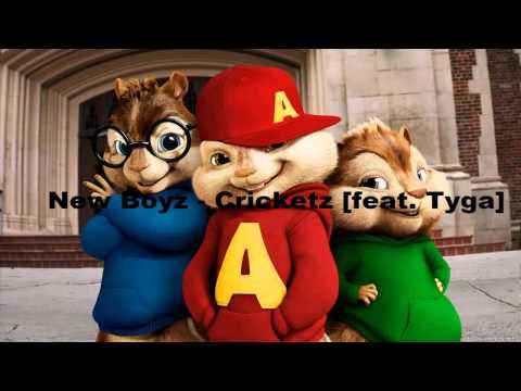 New Boyz - Cricketz [feat. Tyga] (Chipmunks Version)