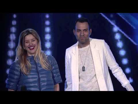 X Factor Albania - The Best - Momente gazmore 2