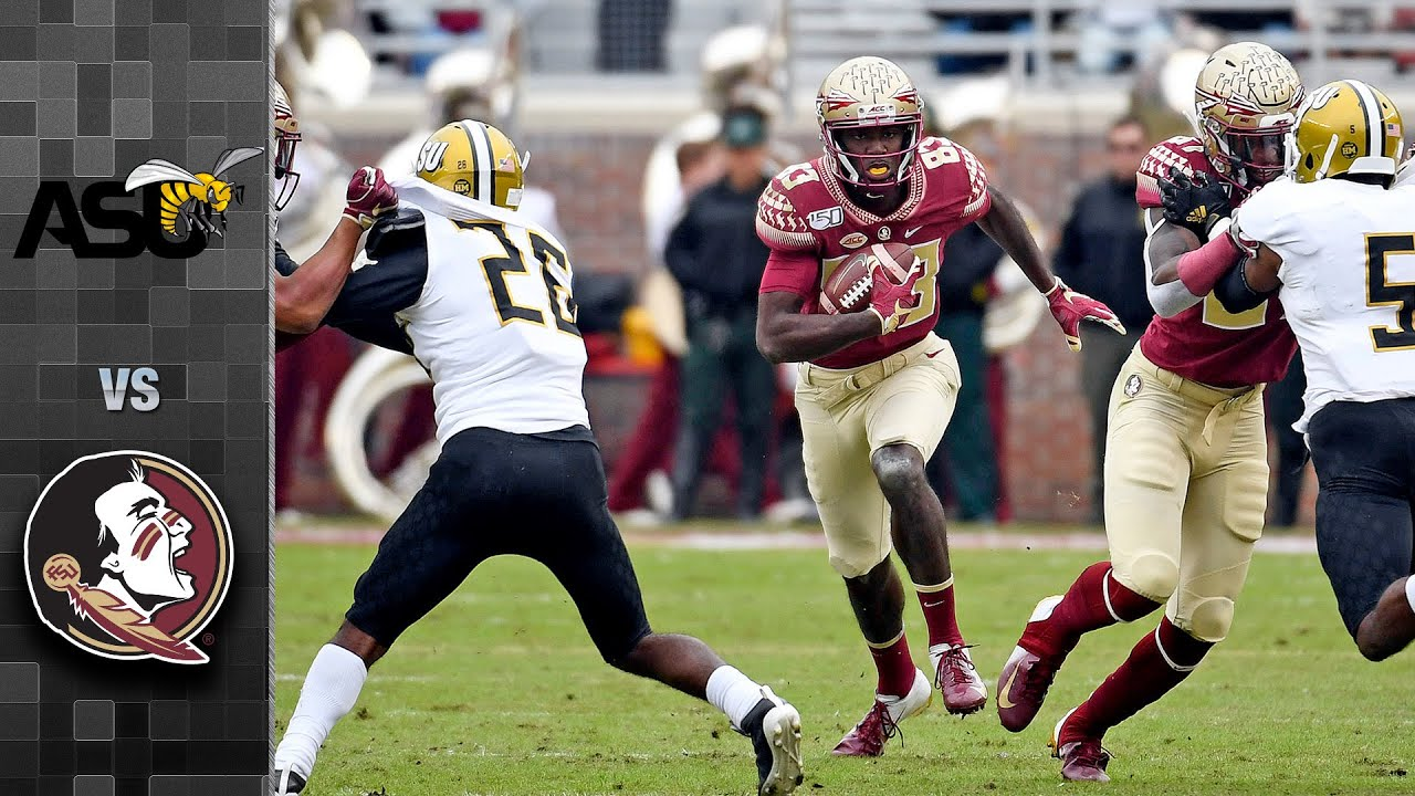 Florida State football vs. Alabama State: Time, TV schedule, game ...