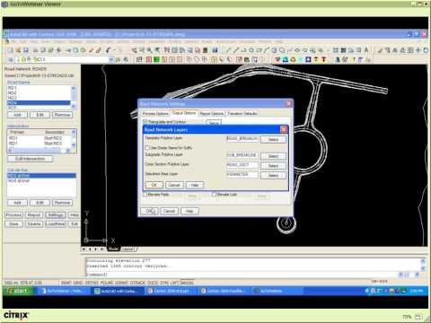 Carlson RoadNet Webinar, 2007