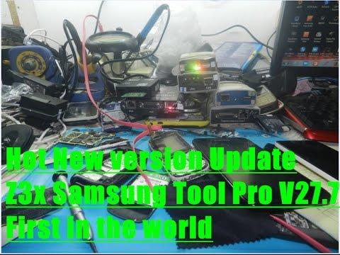 z3x samsung tool pro v27.7
