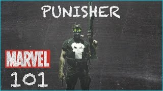 A One Man Army - Punisher - MARVEL 101