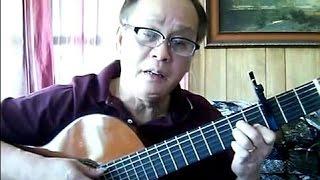 Nghẹn Ngào (Lam Phương) - Guitar Cover by Hoàng Bảo Tuấn